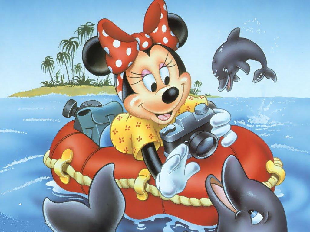 Disney wallpaper - Cartoni animati mare immagini ...